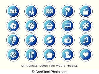beweglich, web, universal, freizeit, heiligenbilder