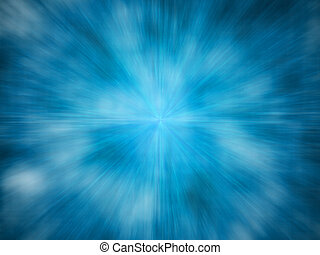 bewegung, licht, subspace., geschwindigkeit, mitation