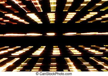 bewegung, licht