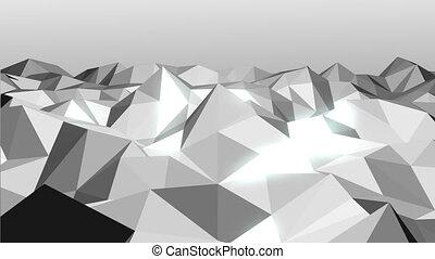 bewegung, weißes, hintergrund.