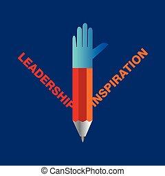 bewindvoering, concept, inspiratie