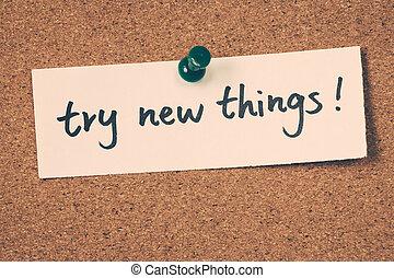 bewjizen, nieuw, spullen