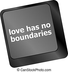 bewoording, liefde, heeft, nee, grenzen, op, computer...
