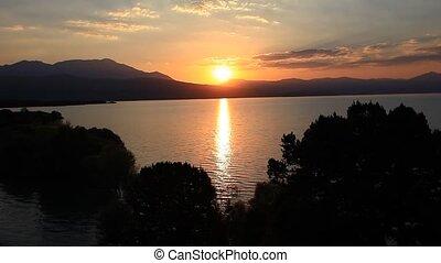 lake - beysehir lake, konya