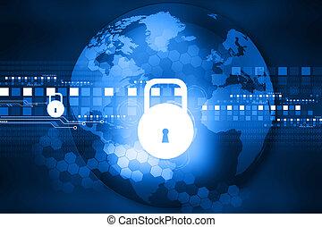 bezpečí, pojem, cyber
