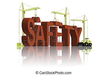 bezpečnost, stvořit
