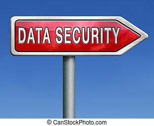 bezpieczeństwo, dane