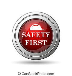 bezpieczeństwo pierwsze, ikona