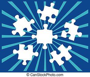 bg puzzle