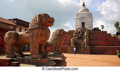 bhaktapur Durbar Square, Kathmandu, Nepal