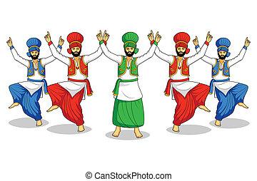 bhangra, sikh