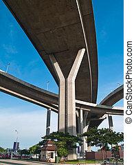 bhumibol, ponte, parte