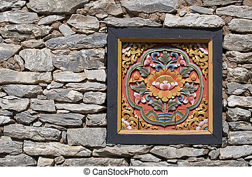 Bhutanese Window