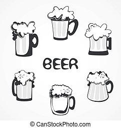 bière, collection