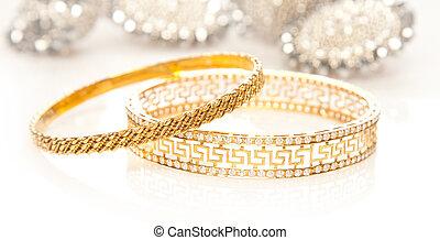 biżuteria, złoty