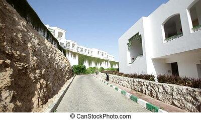 biały, architektura