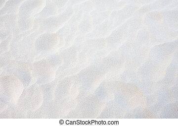 biały piasek, tło