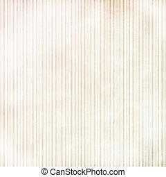bianco, carta, con, striscia