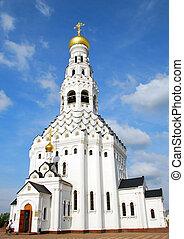 bianco, chiesa