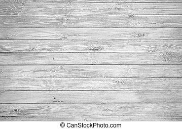 bianco, legno, fondo