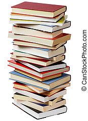 bianco, libri
