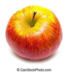 bianco, mela, rosso