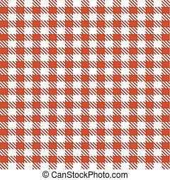 bianco, textiles, rosso, textured