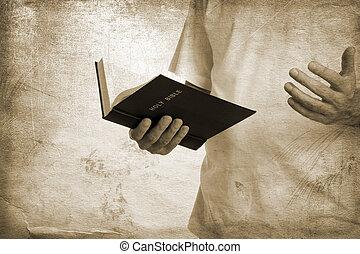 bibel, heilig