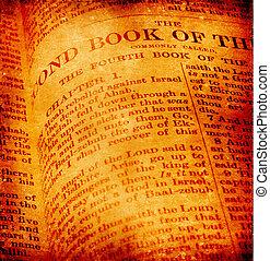 bibel, hellige