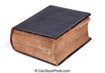 bibel, muito, antigas, versão, 4.