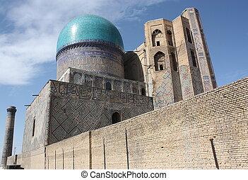 Bibi Khanym, Mosque in Samarkand
