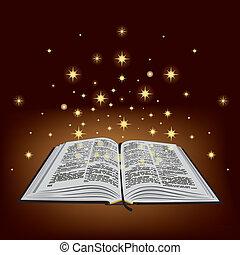 bible., άγιος