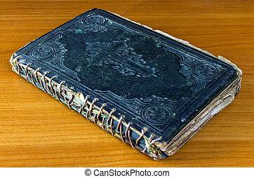 bible., livro, antiga