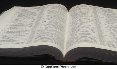Bible,camera movement,