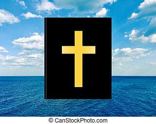 biblia, ég, tenger