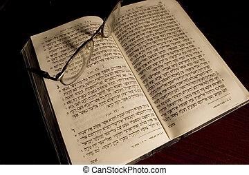 biblia, hebreo