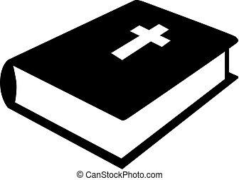 biblia, ikon
