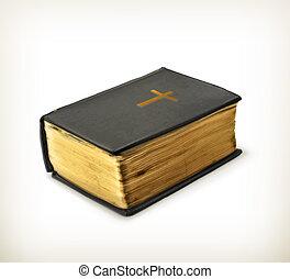 biblia, vector