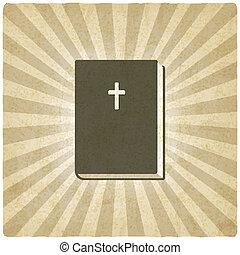 biblia, viejo, plano de fondo