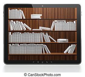 biblioteca, digitale