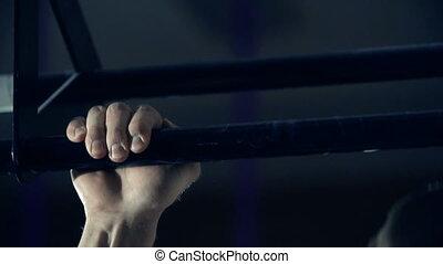 biceps, détail