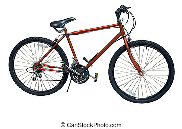 a bicicle