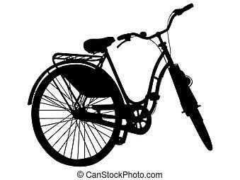 bicicleta, ciclistas