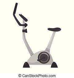 bicicleta, desporto, exercício