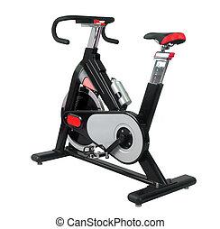 bicicleta exercício