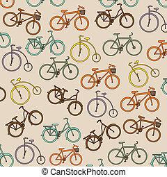 bicicleta, ilustração