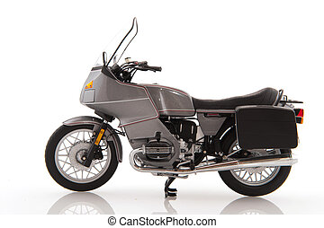 bicicleta, motor