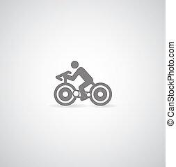 bicicleta, símbolo