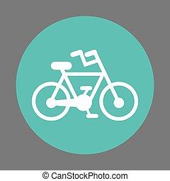 bicicletta, disegno