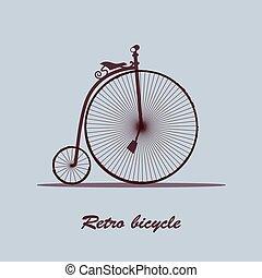 bicicletta, vendemmia